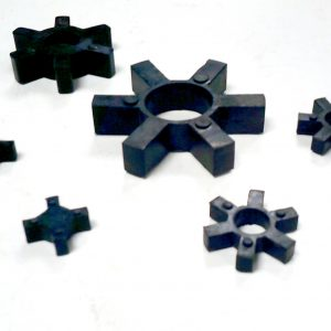 L Jaw Spider Coupling inserts
