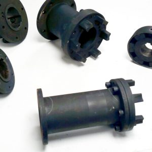 Complete NUPEX NPX Spacer Couplings